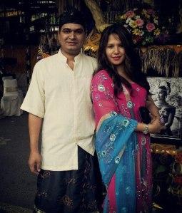 me and jyoti 2